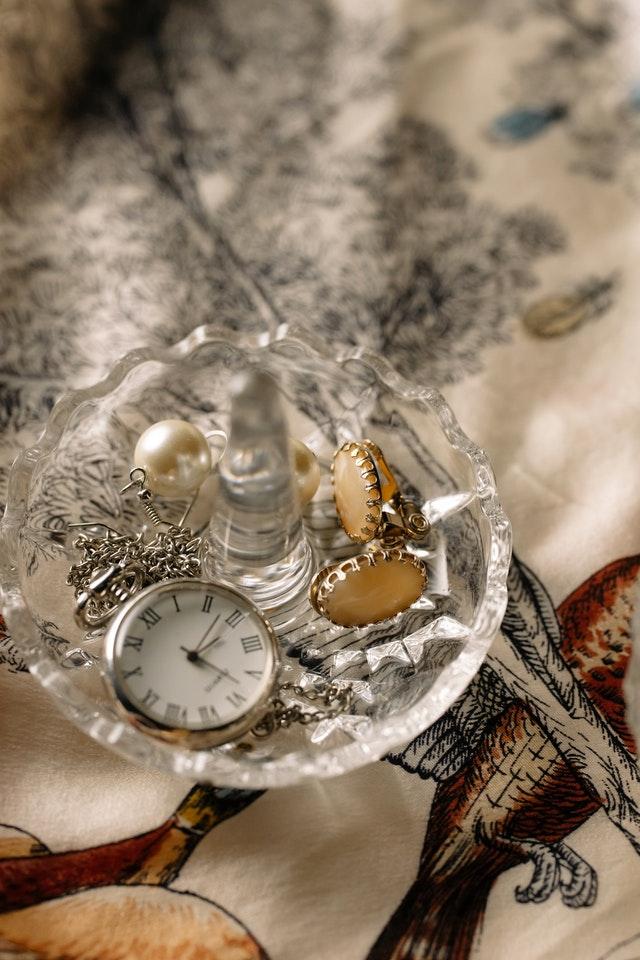 différents types de boite à bijoux